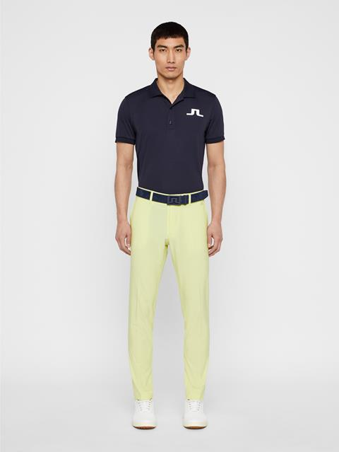Mens Ellott Micro Stretch Pants Still Yellow