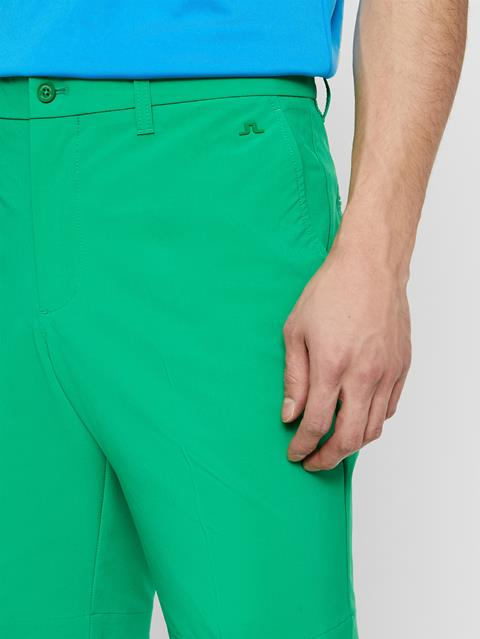 Mens Eloy Micro Stretch Shorts Stan Green