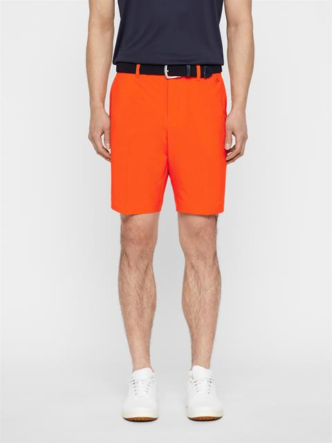 Mens Eloy Micro Stretch Shorts Tomato Red