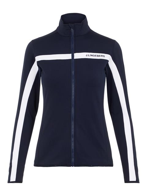 Womens Janice Light Midlayer JL Navy