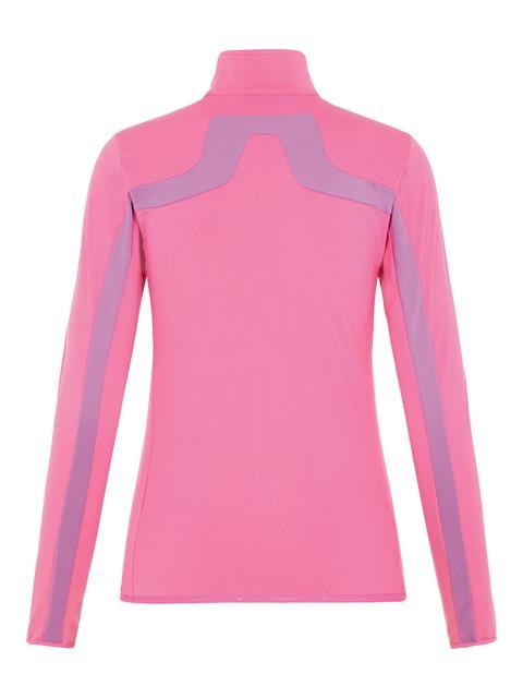 Womens Janice Light Midlayer Pop Pink