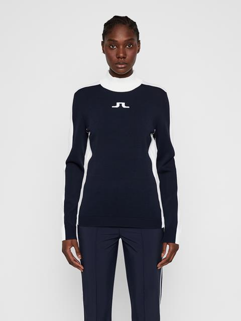 Womens Adia Sweater JL Navy