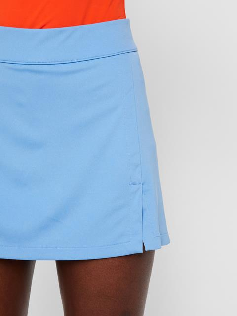 Womens Amelie TX Jersey Skirt Lake Blue