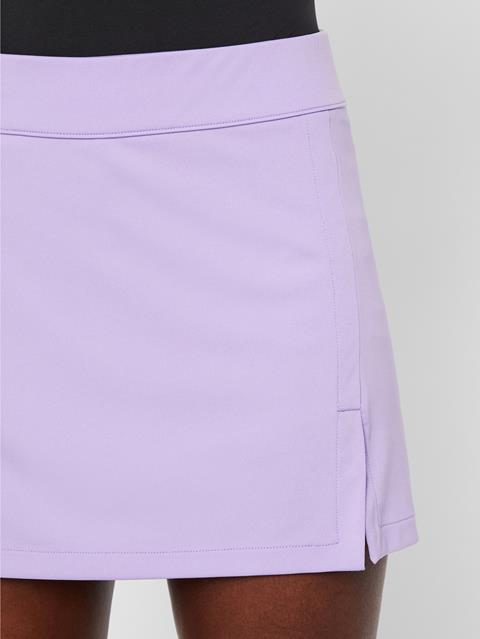 Womens Amelie TX Jersey Skirt Tulip Purple