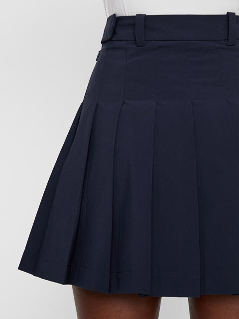 Womens Adina Skirt-Micro Stretch JL Navy