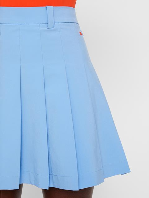 Womens Adina Skirt-Micro Stretch Lake Blue