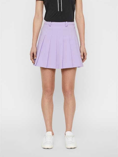 Womens Adina Skirt-Micro Stretch Tulip Purple