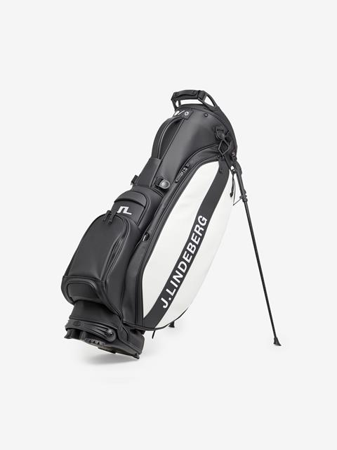 Mens Player Stand Bag Black
