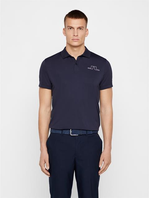 Mens Bridge TX Jersey Polo JL Navy