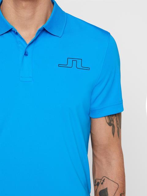 Mens Bridge TX Jersey Polo True Blue