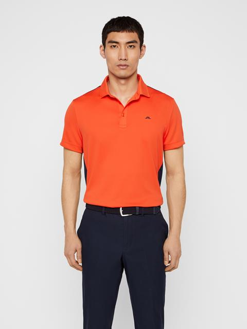Mens Loke Tour Dry Polo JL Navy