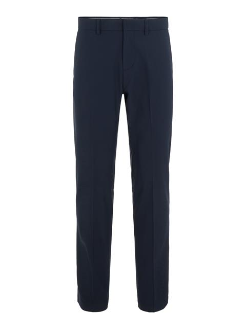 Mens Will Light Jacquard Pants JL Navy