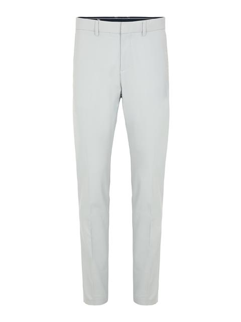 Mens Will Light Jacquard Pants Stone Grey