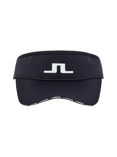 Mens Yaden Tech Stretch Visor Black