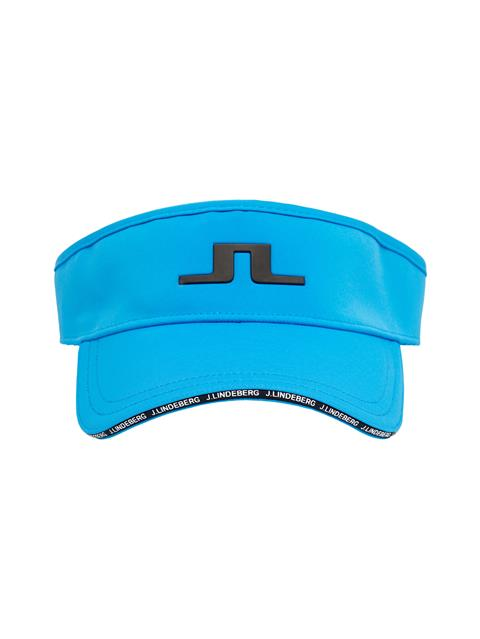 Mens Yaden Tech Stretch Visor True Blue