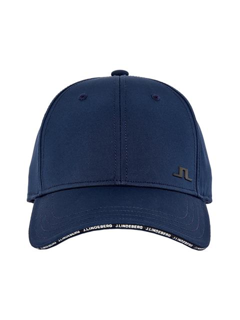 Mens Liam Tech Stretch Cap JL Navy