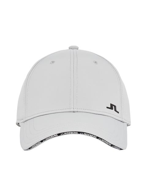 Mens Liam Tech Stretch Cap Stone Grey