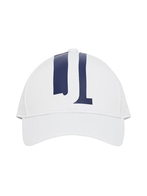 Mens Will Tech Stretch Cap White