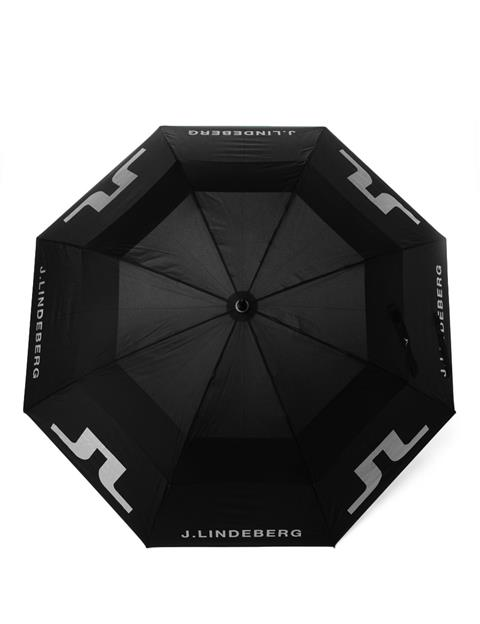 Mens JL Canopy Umbrella Black