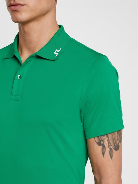 Mens Heath TX Jersey Polo Stan Green