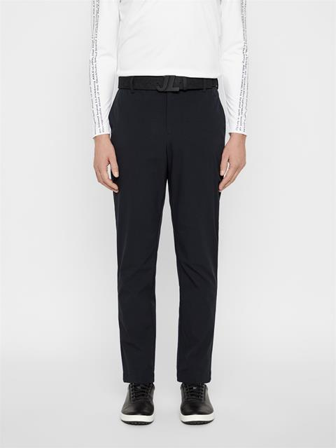 Mens Austin High Vent Pants Black