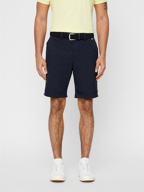 Mens Eddy Light Twill Shorts JL Navy