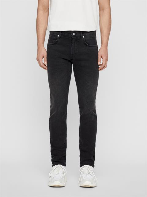Mens Jay Knoc Jeans Black