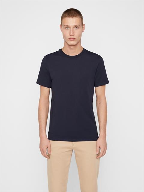 Mens Silo T-Shirt JL Navy