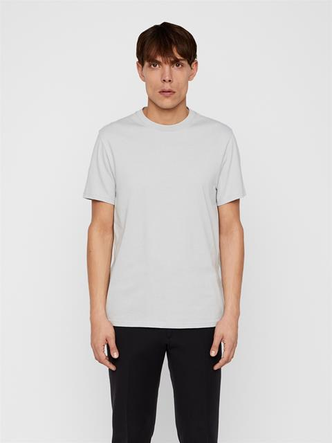Mens Silo T-Shirt Stone Grey