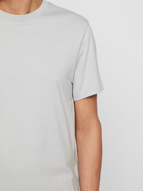 Mens Silo T-Shirt Stone Grey