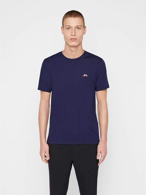 Mens Bridge T-Shirt Mid Blue