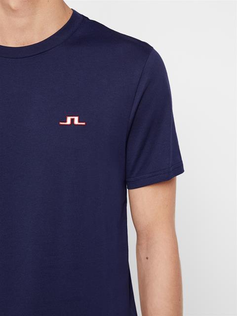 Mens Bridge T-Shirt Mid Blue