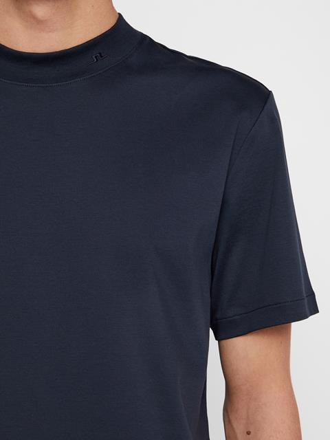 Mens Ace T-Shirt JL Navy