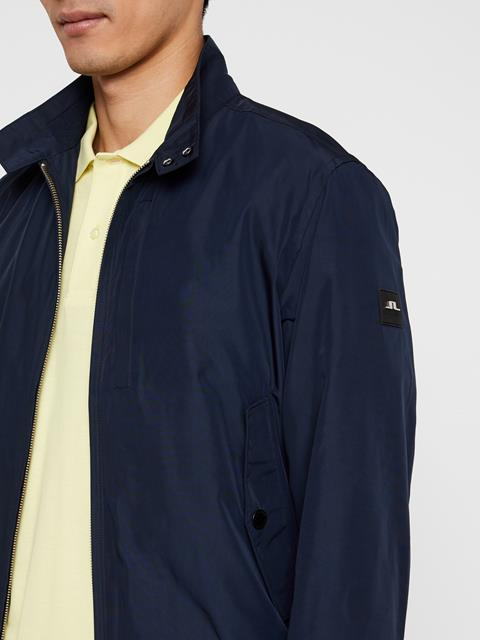 Mens Devin Canvas Jacket JL Navy