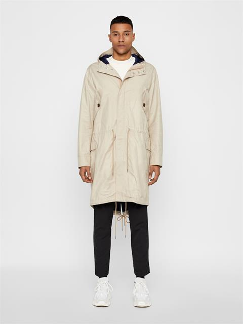 Mens Kite Eco Twill Parka Sheppard