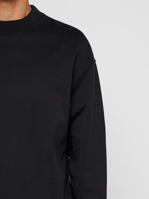 Mens Hector JLJL Sweatshirt Black