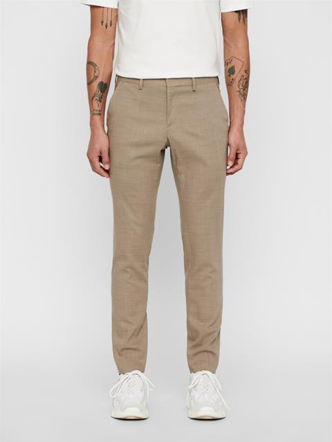 Mens Paulie Natural Comfort Pants Burro