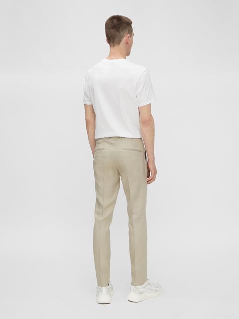 Mens Grant Tech Linen Pants Sheppard