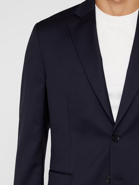 Mens Donnie Legend Wool Blazer JL Navy