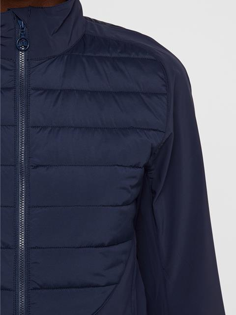 Womens Lyla Softshell Jacket JL Navy