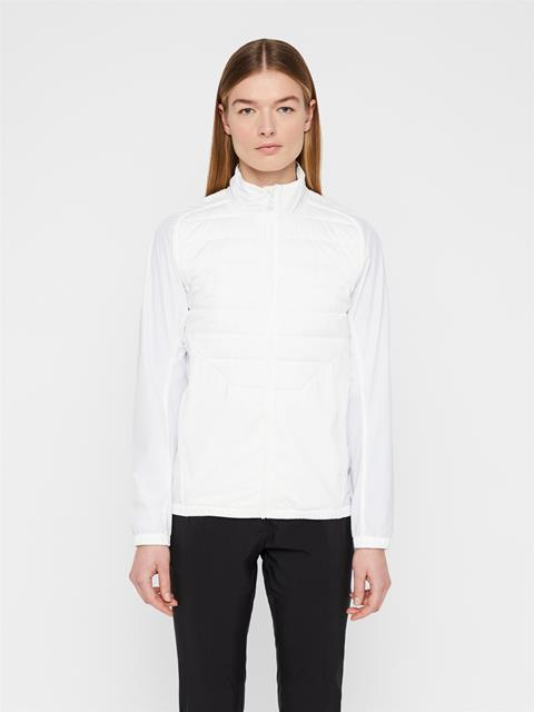 Womens Lyla Softshell Jacket White