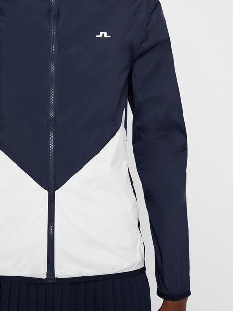 Womens Sofia Wind Pro Jacket JL Navy