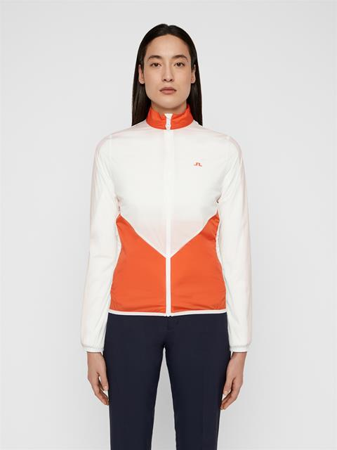 Womens Sofia Wind Pro Jacket White