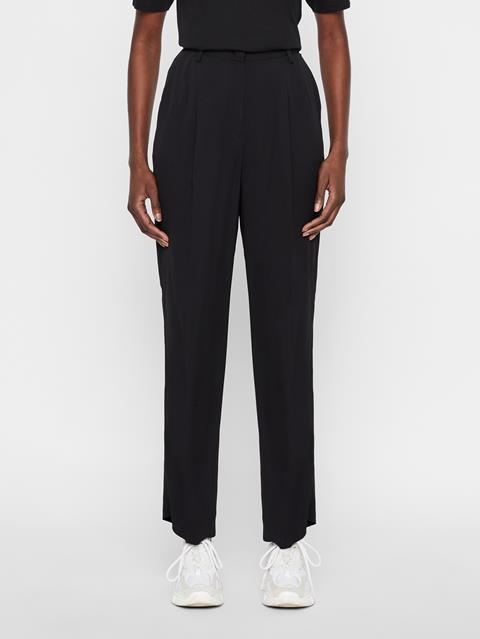 Womens Kaia High Vent Pants Black