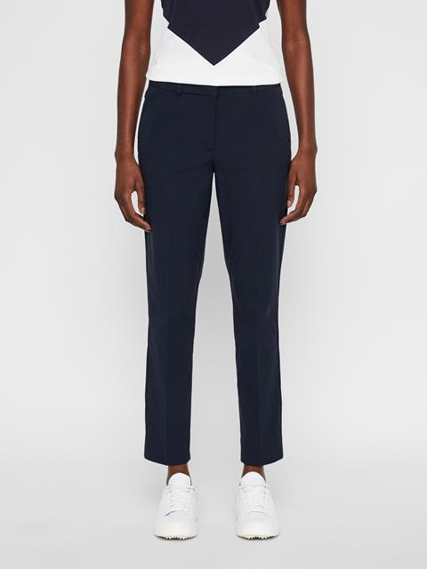 Womens Kaia High Vent Pants JL Navy