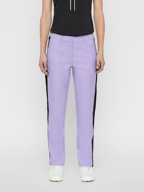 Womens Kattis Schoeller 3xDry Pants Tulip Purple