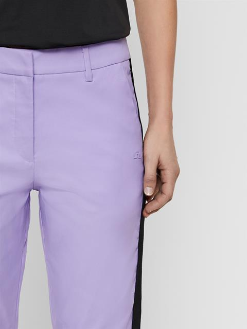 Womens Kattis Schoeller 3xDry Pants Tulip Purple