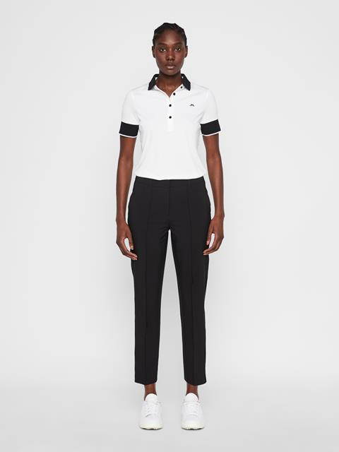 Womens Gretha Micro Stretch Pants Black
