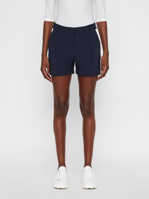 Womens Gwen Micro Stretch Shorts JL Navy