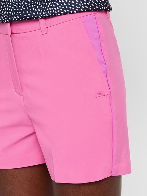 Womens Gwen Micro Stretch Shorts Pop Pink
